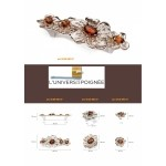 Collection Joaillerie boutons et tirants MO 07