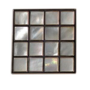 Nacre pm tirant 16 carrés